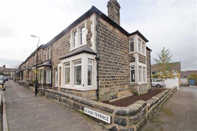 Thumbnail End terrace house to rent in Dixon Terrace, Harrogate, North Yorkshire