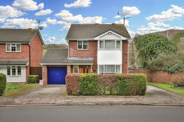 Thumbnail Detached house for sale in Lancaster Way, Osbaston, Monmouth
