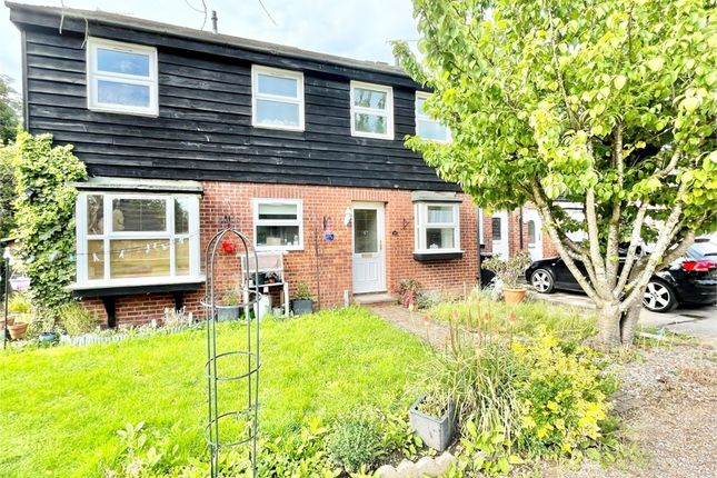Thumbnail Terraced house to rent in Harkness Road, Burnham, Buckinghamshire