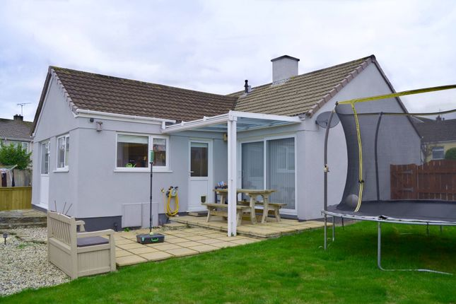 Thumbnail Bungalow for sale in Worcester Road, Holmbush, St Austell