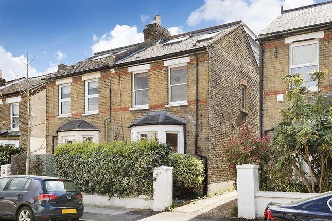 Thumbnail Property to rent in Graham Road, Wimbledon