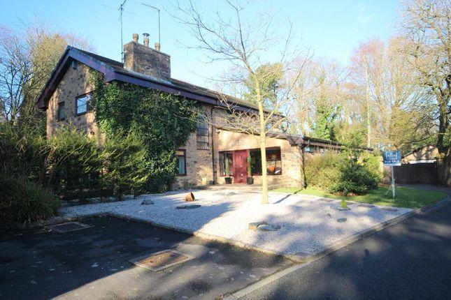 Thumbnail Detached house for sale in Applegarth, Barrowford, Lancashire