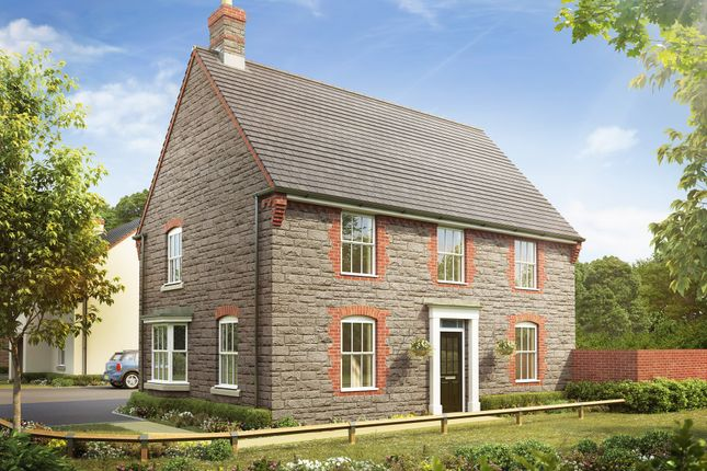"""Thumbnail Detached house for sale in """"Cornell"""" at Langport Road, Somerton"""