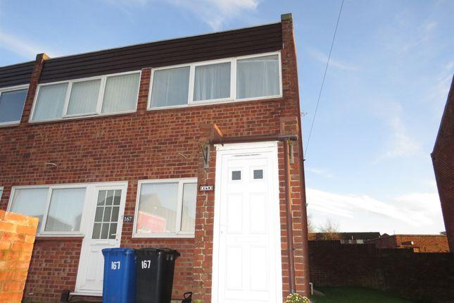 Thumbnail Flat for sale in Templemere, Norwich