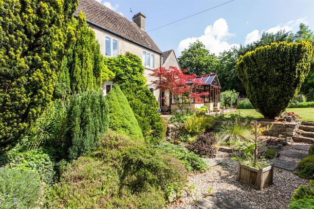 Thumbnail Detached house for sale in Private Road, Rodborough Common, Stroud