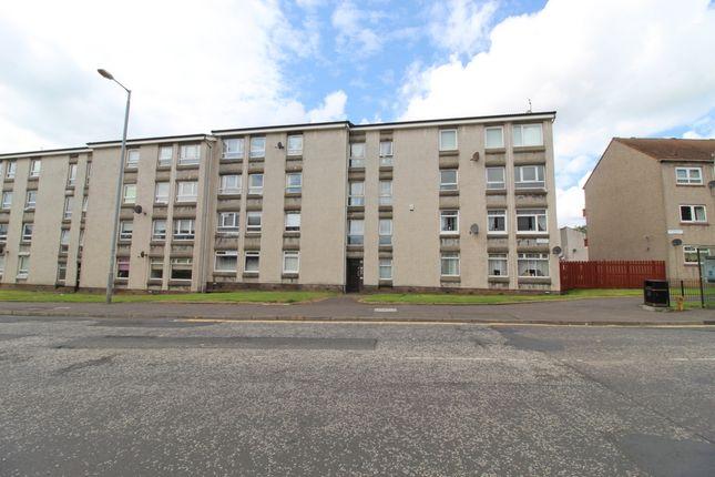 External of Welbeck Street, Kilmarnock KA1