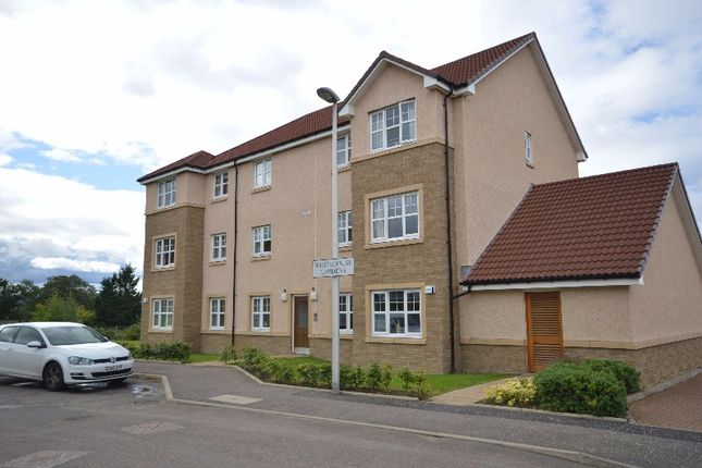 Thumbnail Flat for sale in Whitehouse Gardens, Gorebridge, Midlothian