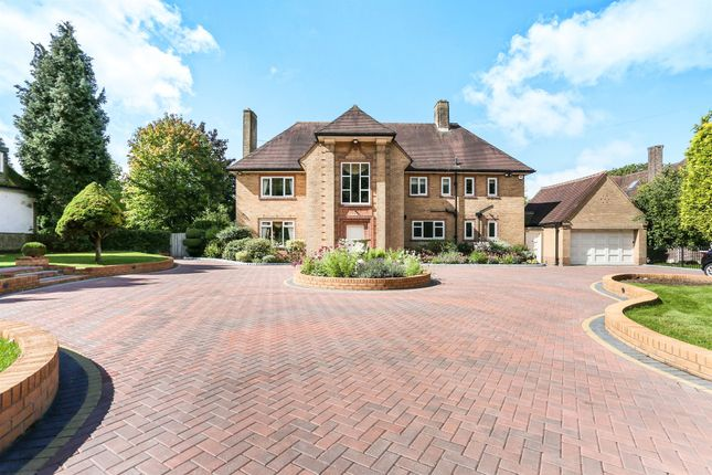 Thumbnail Detached house for sale in Lady Byron Lane, Knowle, Solihull