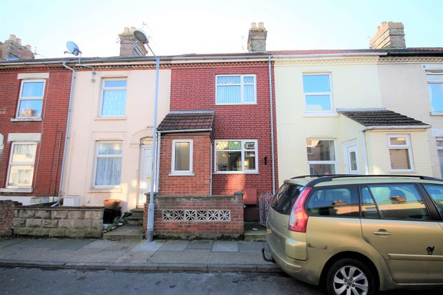 Thumbnail Terraced house to rent in Granville Road, Great Yarmouth