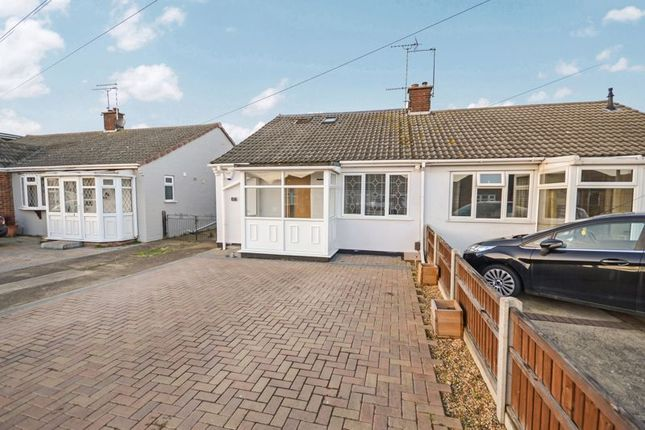 3 bed semi-detached house for sale in Priory Road, Corringham, Stanford-Le-Hope SS17