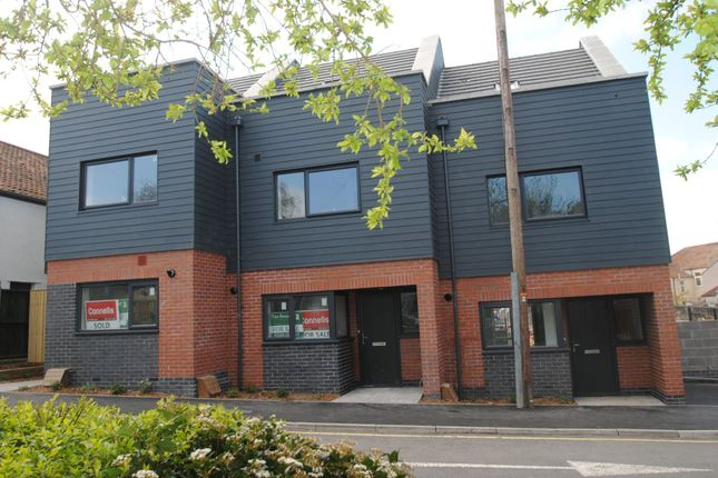Thumbnail Terraced house for sale in Masters Church, Park Road, Kingswood, Bristol