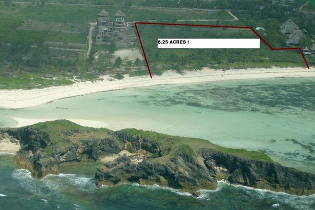 Thumbnail Land for sale in 6.25 Acre Beach Plot In Watamu, Watamu Beach, Kenya