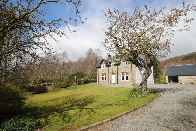 Thumbnail Detached house for sale in Cul-Na-Carn Manse, Dundreggan, Glenmoriston, Highland