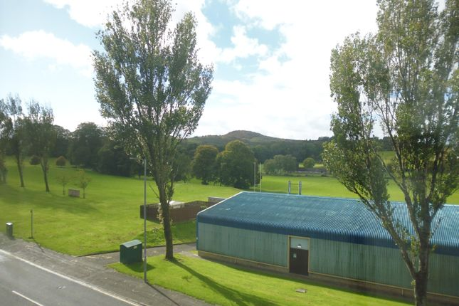 View From Lounge of Flat 2/1, 2 Eden Place, 179 High Street, Rothesay, Isle Of Bute PA20