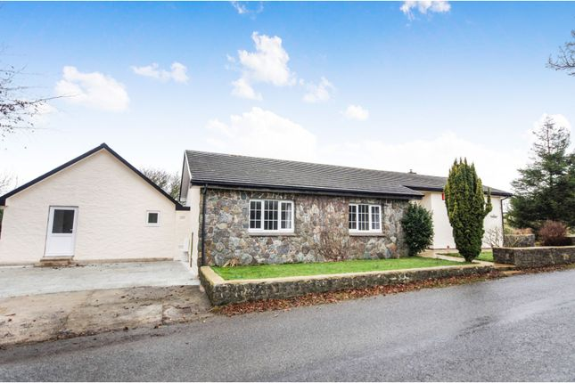 Thumbnail Detached bungalow for sale in Clarbeston Road, Haverfordwest