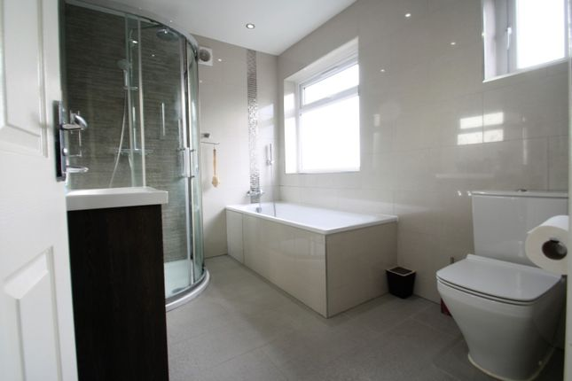 Bathroom of York Road, Northwood HA6