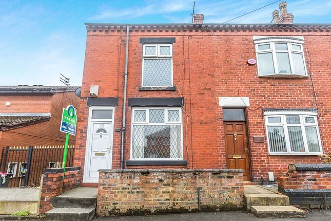 2 bed terraced house to rent in Cleggs Lane, Little Hulton, Manchester