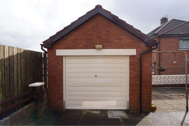 Garage of Wolfhill Gardens, Belfast BT14