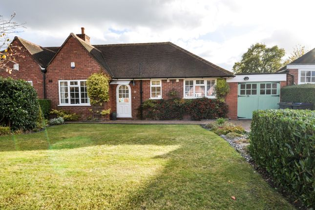 Thumbnail Bungalow for sale in Green Meadow Road, Bournville Village Trust, Birmingham