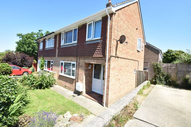 Thumbnail Semi-detached house for sale in Acres Rise, Wadhurst