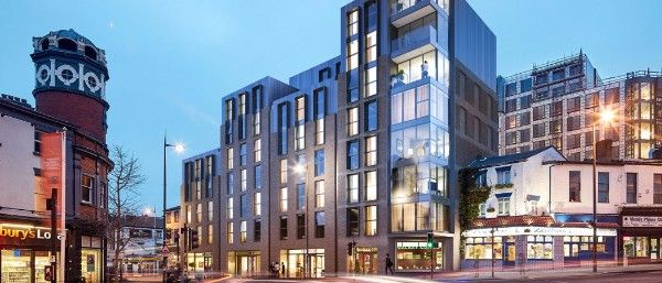 Thumbnail Flat for sale in Ropemaker Place Apartments, 89-97 Renshaw Place, Liverpool