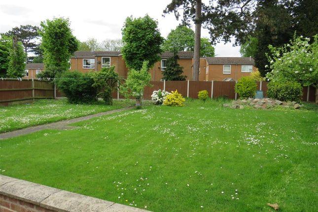 Garden of Grange Avenue, Normanton, Derby DE23