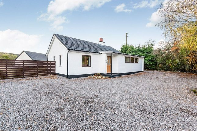 Thumbnail Detached house for sale in Kinnettas Cottages, Strathpeffer