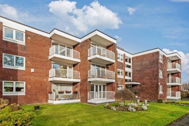 Exterior of Shaw Farm Apartments, 64 Newtonlea Avenue, Newton Mearns, East Renfrewshire G77