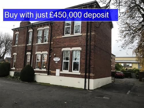 Thumbnail Commercial property for sale in Pinfold Lane, Mickletown Methley, Leeds