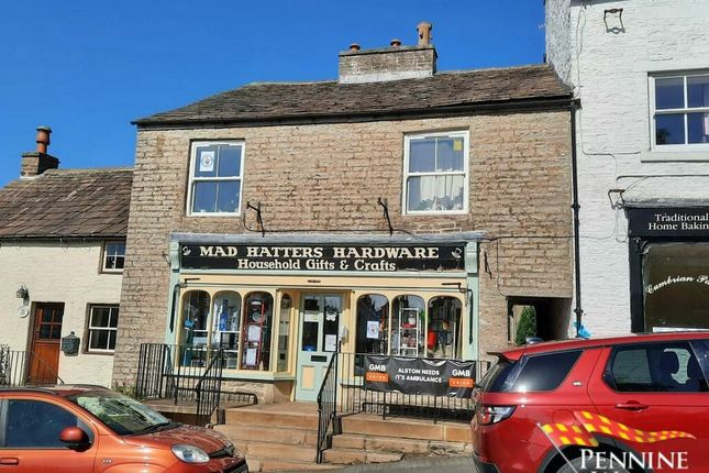 3 bed flat for sale in Front Street, Alston, Cumbria CA9