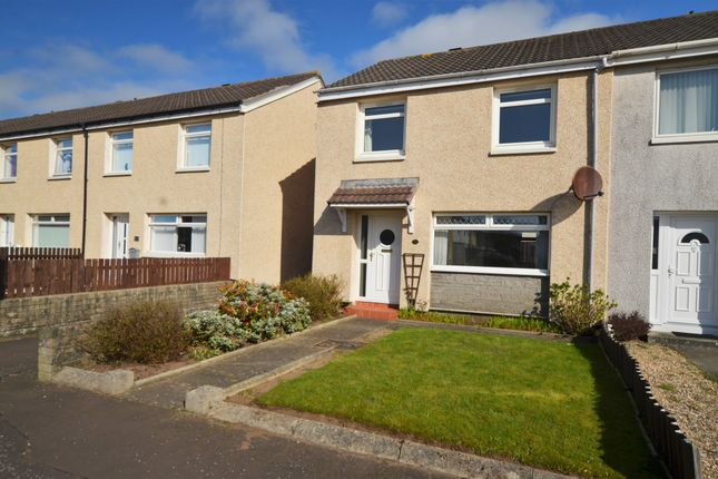 Thumbnail End terrace house for sale in 12 Maple Grove, Troon