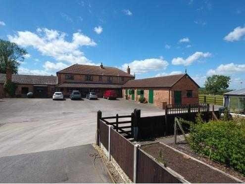 Thumbnail Detached house for sale in New Farm, Retford Road, South Leverton, Retford