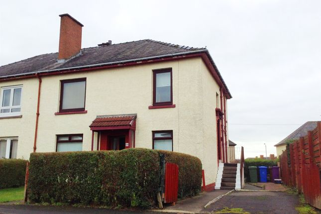 Thumbnail Flat for sale in Lumloch Street, Balornock, Glasgow