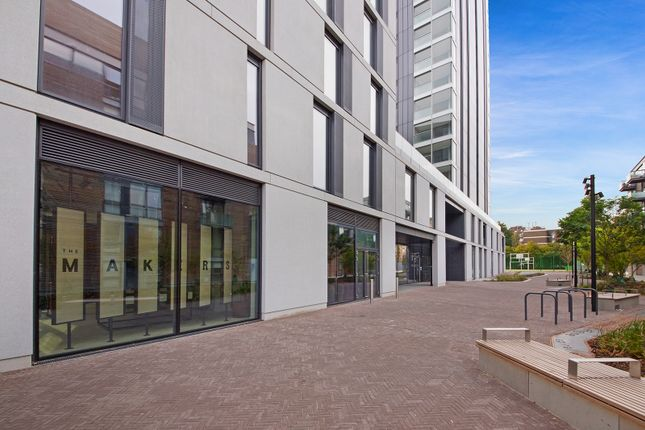 Thumbnail Flat to rent in Makers Building, Shoreditch