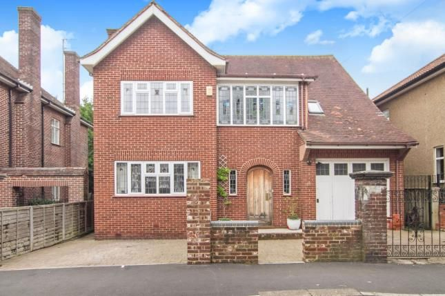 Thumbnail Detached house for sale in Oldbury Court Road, Bristol, Somerset