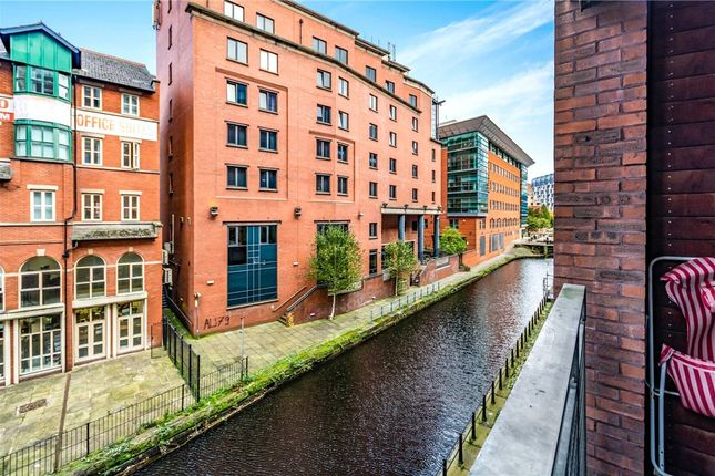 Canal View of The Hacienda, 11-15 Whitworth Street West, Manchester M1