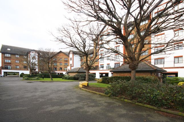 Thumbnail Flat to rent in Sopwith Way, Kingston Upon Thames