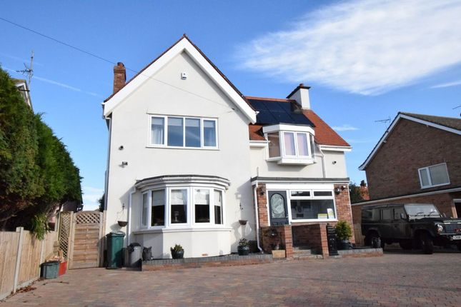 Thumbnail Detached house for sale in Arnold Road, Clacton-On-Sea