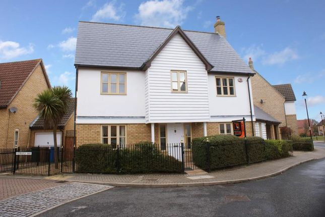 Thumbnail Detached house to rent in 3Hunters Road, Ravenswood, Ipswich, Suffolk