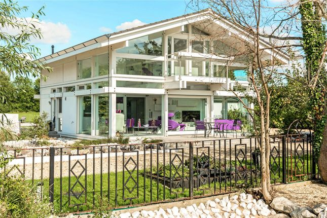 Thumbnail Detached house for sale in Upper Earls Court Farm, Wanborough, Wiltshire