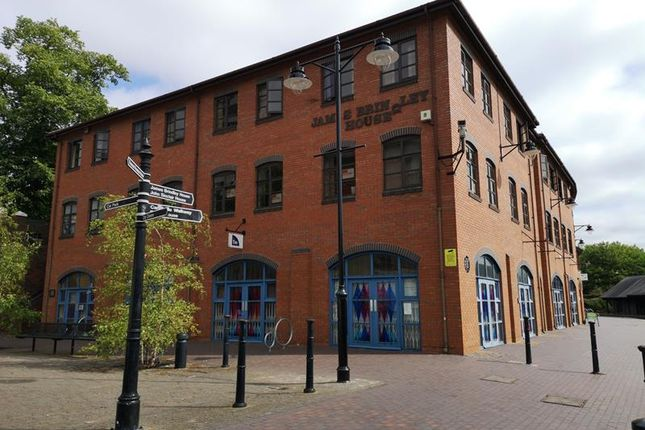 Thumbnail Office to let in Coventry Canal Basin, St. Nicholas Street, Coventry