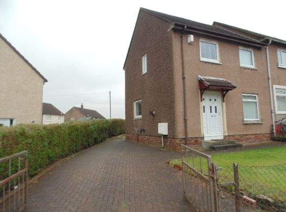 Thumbnail End terrace house to rent in Clydesdale Avenue, Renfrew