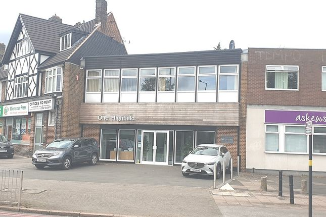 Thumbnail Office for sale in Highfield Road, Hall Green, Birmingham