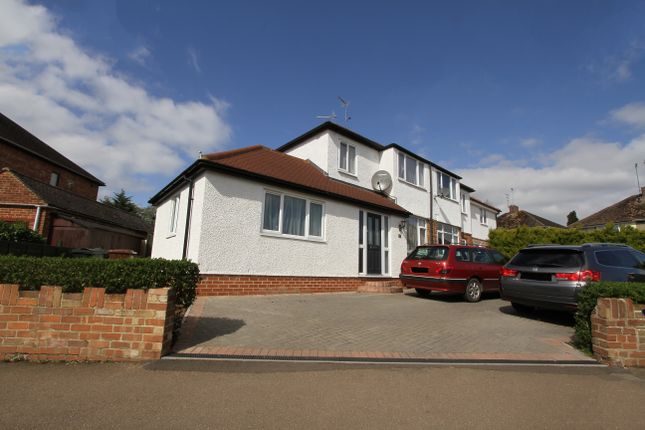 Thumbnail Semi-detached house to rent in Orchard Way, Banbury