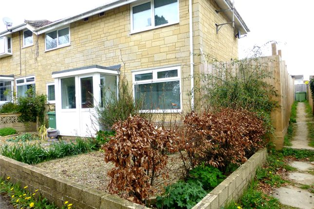 Thumbnail Semi-detached house to rent in Elphick Road, Cirencester