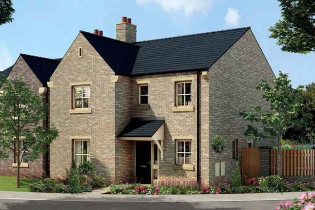Thumbnail Detached house for sale in Brigham Plot 120 Phase 3, Weavers Beck, Green Lane, Yeadon