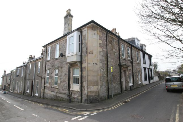 Thumbnail Flat for sale in George Street, Millport, Isle Of Cumbrae