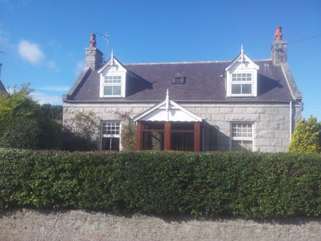 Thumbnail Detached house for sale in Bridge Road, Kemnay