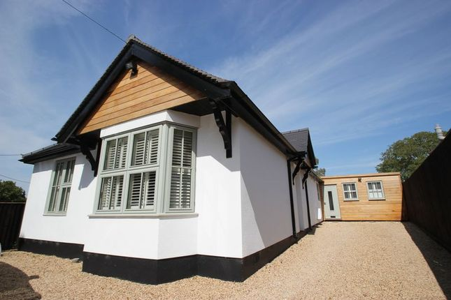 Thumbnail Bungalow to rent in Cumnor Road, Boars Hill, Oxford
