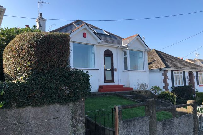 Thumbnail Bungalow to rent in Sydney Road, Torpoint